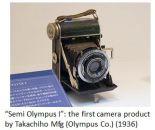 Olympus camera Semi Olympus